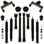Crown Vic Lifted Suspension Kit For 95-97 Grand Marquis Town Car 24 26 Rims