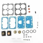 Willys Carb Kit-4aw-nons 4 Barrel Complete Master Rebuild Kit - Alcohol