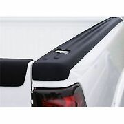Stampede Brc0023h Black Ribbed Rail Topz Bed Rail Caps With Stake Holes