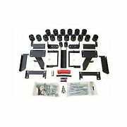 Performance Accessories Pa70093 3 Body Lift Kit For 2009-2014 Ford F-150
