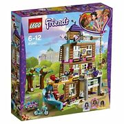 Lego Friends Friends' House Of Friends 41340 New From Japan