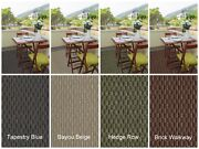 Durable Multi-colored Indoor-outdoor Area Rugs And Runners