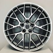 For Porsche Macan Wheel 10x20 Style 740 Made In Italy