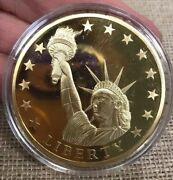 2009 American Mint Symbols Of Freedom Commemorative Coin Statue Of Liberty