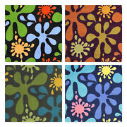 Splat Paint   Custom Area Rug Made-to-order Home And School Sizes And Shapes