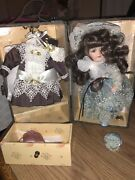 Trudy Traveler Doll Trunk Doll And 3 Outfits And Accessories Adorable Show Stopper