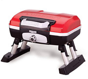 Tabletop Gas Grill Portable Propane Bbq Small Tailgating Camping Picnic Cooker