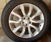 20 Oem Wheel Tire Package For Range Rover Hse Sport Supercharge 1 Piece 2006-18