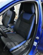 Seat Covers Set For Ford Ranger Iii 2011+ Premium Leather Tuning Interior
