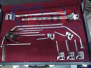 Omni Tract Surgical Table Mounted Wishbone Retractor Set By Mti