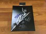 Keith Richards Rolling Stones Signed Autographed 11x14 Photograph
