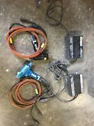 Safetrack Pin Brazing Guns And Type 2045 Ac Units S15-345 Cp15-062