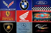 Large High Quality Car Flags Banners 3'x5' - Indoor/outdoor - 36x60 - New