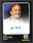 Wacky Packages All New Series 11 2013 Classic Comedians Jay Mohr Autograph Card