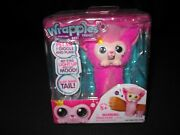 Little Live Pets Wrapples Princeza - Pink New In Hand, 5380