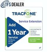 Tracfone Service Extension 1 Year/365 Days For All Phones. 2622 Sold 🔥🔥🔥🔥