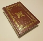 George Hw Bush Signed All The Best Leather Hc Book President Easton Press H W