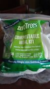 240 Kits Earthsmart Zero Trees 68 Pc Compostable Tableware Plates Bowls Cutlery