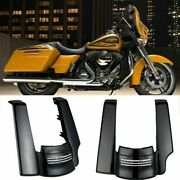 2-1 Hard Candy Gold Flake Rear Fender Extension For 14+ Harley Tourings