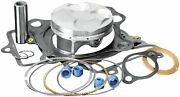 Top End Rebuild Kit-wiseco Hc Piston+gaskets Big Bear 2x4 97-98 .020/83.5mm/111