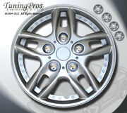 Rims Cover Wheel Skin Cover 15 Inch Hubcap -style 515 15 Inches Qty 4pcs-