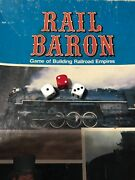 Rail Baron Board Game Dice Only No Game