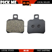 Motorcycle Rear Brake Pads For Benelli Tre-k 1130 2006-2011 2012 2013 2014 2015