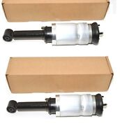 Land Rover Lr4 / Discovery4 Front Lh And Rh Air Spring Suspension Strut Set Of 2