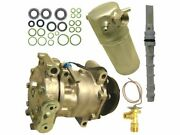 A/c Compressor Kit For 1998-2004 Chevy S10 4.3l V6 1999 2003 2002 2000 X922sq