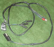 1964 1965 Ford Mustang Fastback Coupe Gt Convertible Orig Console Wiring Harness