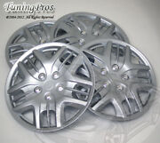 4pcs Wheel Cover Rim Skin Covers 16 Inch Style B025 Hubcaps With Improved Tab