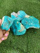 850 Grams Aaa Blue Green Chrysocolla Turquoise Rough High Grade