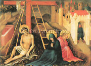 Presentation Master Of The Austrian Active 1420 40 Artist Painting Reproduction