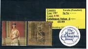 Stamps - British Empire And Commonwealth Sets - Countries S - Z