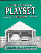 Plastic Figure And Playset Collector 62, Marx Garages, Pfpc