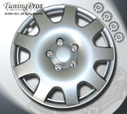 16 Inch Hubcap Wheel Cover Rim Covers 4pcs With Abs Plastic Style B502