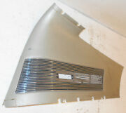 1967 Mustang Gt Gta Shelby Gt350 Gt500 Orig Fastback Rh Vent Sail Panel W Grille