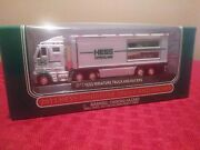 2013 Hess Mini Miniature Toy Truck And Racers