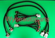 Ls1 Ls6 Lsx Ignition Coil Harness Set And 24 Extension For Relocation Bracket