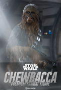 Star Wars Sideshow Collectibles A New Hope Chewbacca Premium Format 14 Statue