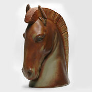 Lladro Horse Head Limited Edition Vintage Retired Very Rare And Hard To Find