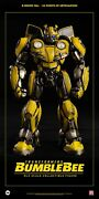 8'' Hasbro X 3a Transformers Bumblebee Dlx Scale Figure Collectible