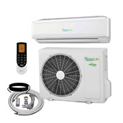 Copper Ductless Mini Split Line Connection Accessory Kit 1/4and039and039-1/2and039and039-25 Ft