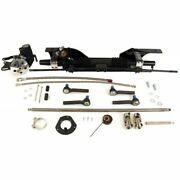 Unisteer Products 8010890-01 Power Rack And Pinion For 65-66 Mustang Small Block