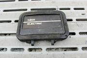 Yamaha 9.9 Four Stroke Freshwater Outboard T9 9elrx Electric Box Cover