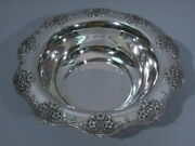Bowl - 17790 - Antique Edwardian - American Sterling Silver