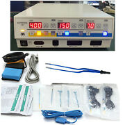 Fda Surgical High Frequency Electrosurgical Unit Diathermy Cautery Machine 300w