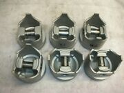 Corvair .060 Trw Forged Long Skirt Pistons No Wear Balanced Fit 64-69 Motors
