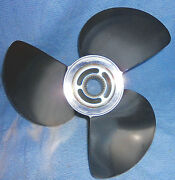 Volvo Penta F9 Duo Prop Stainless Steel Forward Propeller 3851469 For Dps Drive