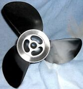 Volvo Penta F2 Duo Prop Stainless Steel Rear Propeller 3857558 For Dps Drive